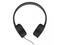 Handsfree Casti Over-Ear WK-Design M3, Cu microfon, 3.5 mm, Negru, Blister