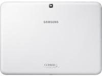 Capac Baterie - Geam Camera Spate Alb Samsung Galaxy Tab 4 10.1 LTE GH98-32761B