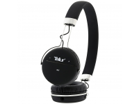 Handsfree Casti Bluetooth Tellur Morpheus Zeal + Adaptor Bluetooth Jack 3.5 mm, MultiPoint, Negru, Blister TLL511191