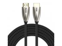 Cablu Audio si Video HDMI la HDMI Baseus 4K 60 Hz 3D 18 Gbps, 5m, Negru, Blister CADSP-D01