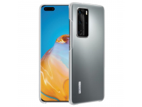 Husa plastic Huawei P40 Pro, Transparenta 51993809