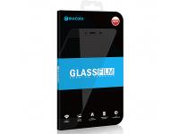 Folie Protectie Ecran Mocolo pentru Samsung Galaxy A51 A515, Sticla securizata, Full Face, Full Glue, 0.33mm, 9H, 5D, Neagra, Blister