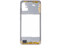 Carcasa Mijloc Argintie Samsung Galaxy A51 A515