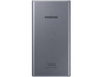 Baterie Externa Powerbank Samsung EB-P3300, 10000 mA, Power Delivery + Quick Charge, 1 x USB - USB Type-C, Gri, Blister EB-P3300XJEGEU
