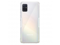 Husa TPU Nillkin Nature Ultra Slim pentru Samsung Galaxy A51, Transparenta, Blister