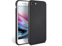 Husa TPU Tech-Protect ICON pentru Apple iPhone 7 / Apple iPhone 8 / Apple iPhone SE (2020), Neagra, Blister