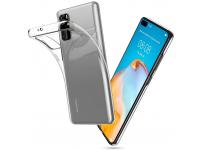 Husa TPU Tech-Protect FLEXAIR CRYSTAL pentru Huawei P40, Transparenta, Blister