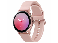 Ceas Bluetooth Samsung Galaxy Watch Active2, Aluminium, 40mm, Roz Auriu, Blister Original SM-R830NZDAROM Resigilat