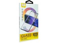 Folie Protectie Ecran OEM pentru Samsung Galaxy A51 A515, Sticla securizata, Full Face, Full Glue, 6D, Neagra, Blister