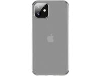 Husa TPU Usams Gentle pentru Apple iPhone 11, IP11RQR01, Alba, Blister US-BH540