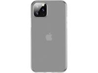 Husa TPU Usams Gentle pentru Apple iPhone 11 Pro Max, US-BH541, Alba, Blister IP11MXQR01