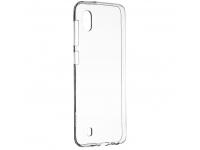 Husa TPU Goospery Mercury Clear Jelly pentru Samsung Galaxy A10 A105, Transparenta, Blister
