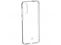 Husa TPU Goospery Mercury Clear Jelly pentru Samsung Galaxy A50 A505 / Samsung Galaxy A30s, Transparenta, Blister
