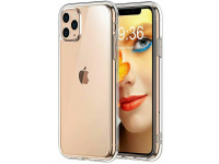 Husa TPU Goospery Mercury Clear Jelly pentru Apple iPhone 11 Pro, Transparenta, Blister