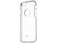 Husa TPU Goospery Mercury Clear Jelly pentru Apple iPhone 7 Plus / Apple iPhone 8 Plus, Transparenta, Blister