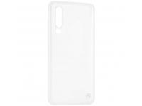 Husa TPU Tellur Basic Silicone pentru Huawei P30, Transparenta, Blister TLL121705