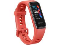 Bratara Activity Tracker Huawei Sport Band 4 B29, Fitness Portocalie (Amber Sunrise) 55024461