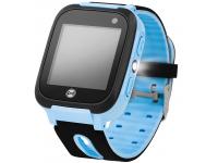 Ceas Smartwatch Forever Kids Call Me KW-50, Localizare LBS, Albastru Blister