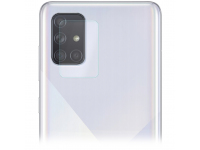 Folie Protectie Camera spate WZK pentru Samsung Galaxy A51, Sticla securizata, 9H, Blister