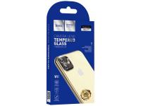 Folie Protectie Camera spate HOCO pentru Apple iPhone 11 Pro Max, Sticla Flexibila, Blister