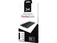 Folie Protectie Ecran 3MK pentru Huawei P30 lite, Sticla Flexibila, 7H, Blister