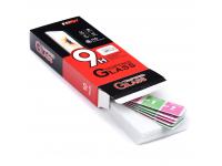 Folie Protectie Ecran OEM pentru Huawei P40 lite, Sticla securizata, 9H, Set 10 bucati
