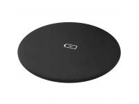 Incarcator Retea Wireless XO Design WX012, 10W, Negru, Blister