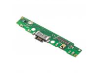 Placa Cu Conector Incarcare / Date - Microfon Motorola Moto G7 Power