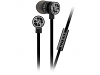 Handsfree Casti In-Ear Guess, Cu microfon, 3.5 mm, Negru, Blister GUEPWIBK
