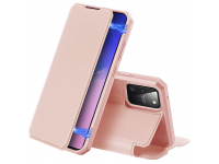 Husa Piele DUX DUCIS Skin X pentru Samsung Galaxy S10 Lite, Roz, Blister
