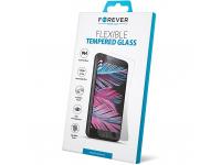 Folie Protectie Ecran Forever pentru Huawei P smart 2020, Sticla securizata, Flexible, Blister