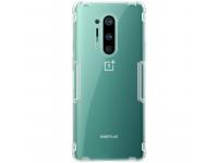Husa TPU Nillkin Nature pentru OnePlus 8 Pro, Transparenta