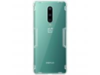 Husa TPU Nillkin Nature pentru OnePlus 8, Transparenta, Blister