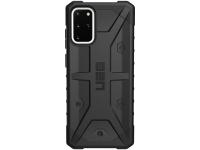 Husa Plastic Urban Armor Gear UAG PATHFINDER pentru Samsung Galaxy S20 Plus G985, Neagra, Blister