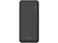 Baterie Externa Powerbank Remax RPP-153 Jonshon LCD, 10000 mA, 1 x USB, Neagra, Blister