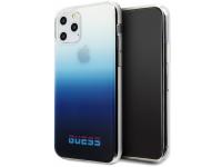 Husa TPU Guess California pentru Apple iPhone 11 Pro, Albastra, Blister GUHCN58DGCNA