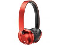 Handsfree Casti Bluetooth Baseus Encok D01, 300 mAh, SinglePoint, Rosu, Blister