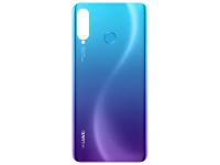 Capac Baterie - Senzor Amprenta Huawei P30 lite, Bleu, Swap
