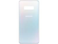 Capac Baterie Samsung Galaxy S10e G970, Alb ( Prism White), Swap