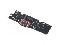 Placa Cu Conector Incarcare / Date - Microfon Motorola Moto E5 Plus