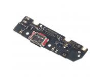 Placa Cu Conector Incarcare / Date - Microfon Motorola Moto E5