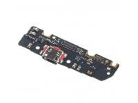 Placa Cu Conector Incarcare / Date - Microfon Motorola Moto G6 Play