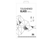Folie Protectie Ecran Blueline pentru Xiaomi Redmi Note 8T, Sticla securizata, Full Face, Neagra, Blister
