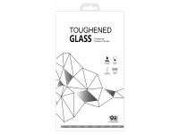 Folie Protectie Ecran Blueline pentru Xiaomi Redmi Note 9, Sticla securizata, Full Face, Neagra, Blister