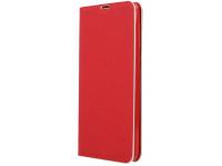 Husa Piele OEM Smart Venus pentru Samsung Galaxy A41, Rosie, Bulk