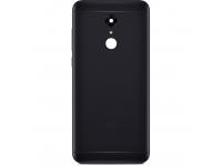 Capac Baterie - Geam Camera Spate Xiaomi Redmi 5, Negru