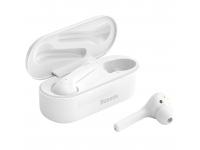 Handsfree Casti Bluetooth Baseus TWS Encok W07 Waterproof, SinglePoint, Alb, Blister NGW07-02