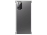 Husa Samsung Galaxy Note 20 N980 / Samsung Galaxy Note 20 5G N981, Clear Protective, Alba EF-GN980CWEGEU