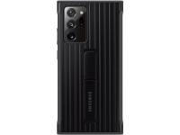 Husa Samsung Galaxy Note 20 Ultra N985 / Samsung Galaxy Note 20 Ultra 5G N986, Protective Standing Cover, Neagra EF-RN985CBEGEU