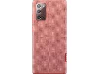 Husa Samsung Galaxy Note 20 N980 / Samsung Galaxy Note 20 5G N981, Kvadrat Cover, Rosie, Blister EF-XN980FREGEU